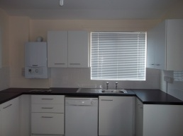 Cardiff Professional House Share in Llanishen Street. Modern kopen plan kitchen/living area