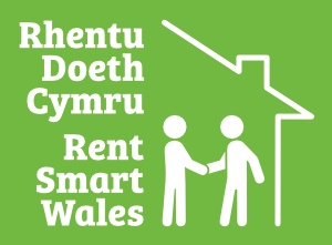 All landlords and agents should be Rent Smart Wales registered and licensed