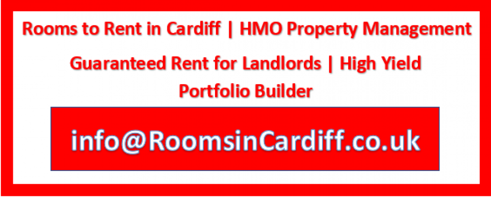 Rooms in Cardiff